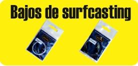 Bajos de linea surfcasting