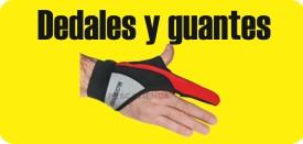 Dedales y guantes