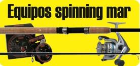 Equipos spinning