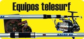 Equipos telesurf